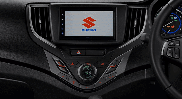 Audio touchscreen dan Auto Climate A/C with heater