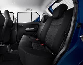 60:40 Rear Seat Back